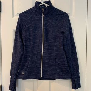 Athleta zip up jacket